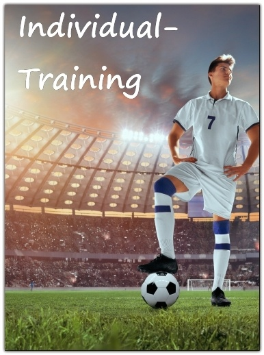 Individualtraining Fussball