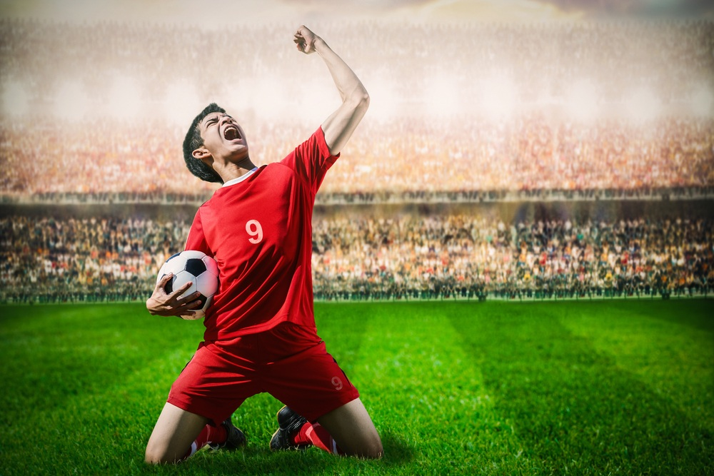 Mentalität, Mentalitäts-Ausbildung, Fußball Mentalität